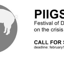 Call for submissions PIIGS 2015